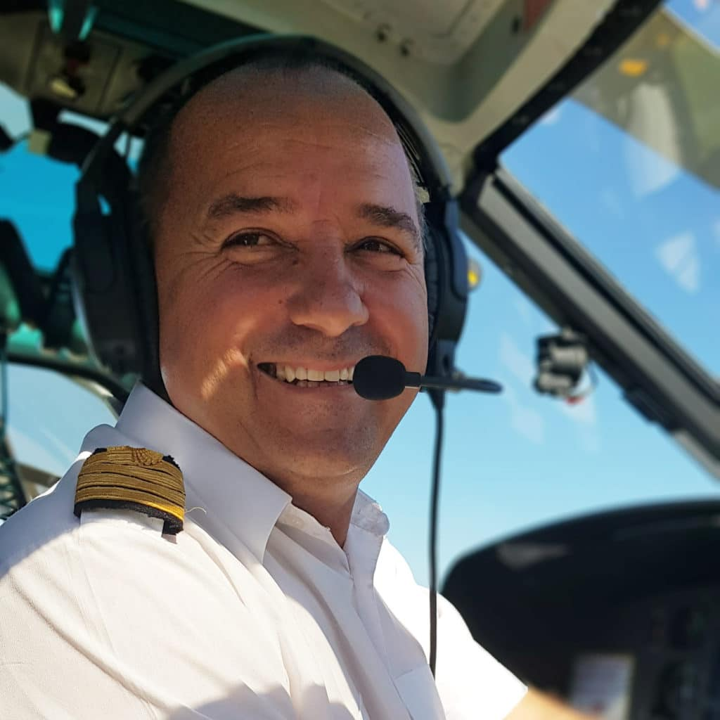 Guy Payet : Pilote Professionnel chez Run Hélico