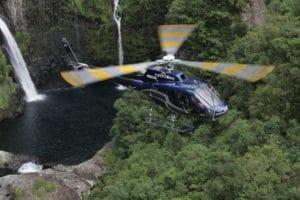 Circuit 3 cirques : survol des trois cirques de la Réunion en hélicoptère